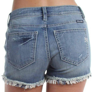 Miss Me Mid-Rise Shorts NWT